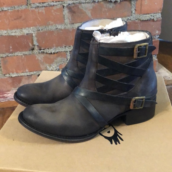 a098ff3dd93 Freebird by Steven Sami Ankle Boots